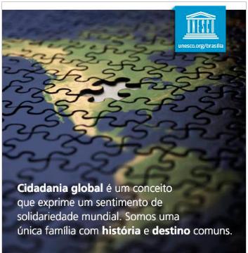 cidadania global, unesco, global education magazine