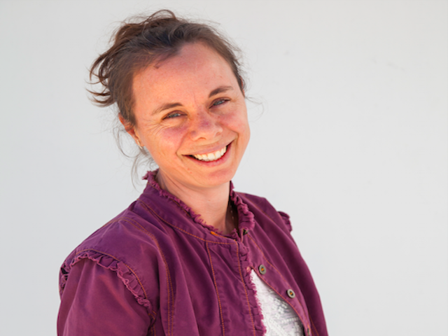 Annette Cotter, global education magazine, greenpeace