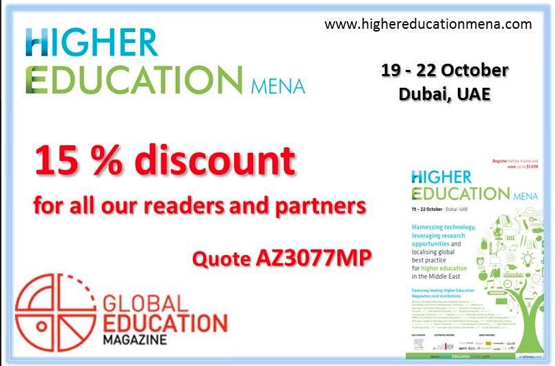 Higher Education MENA