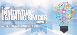 ANNUAL INNOVATIVE LEARNING SPACES SUMMIT